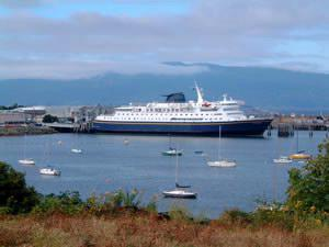 Alaska Marine Highway Specialty Cruise Line