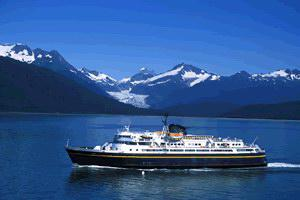 Alaska Marine Highway Taku Specialty Cruise Ship