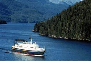 Alaska Marine Highway Tustumena Specialty Cruise Ship