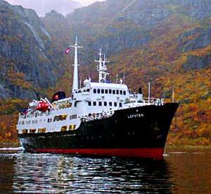 Hurtigruten Lofoten Specialty Cruise Ship
