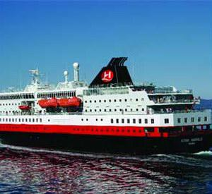 Hurtigruten Kong Harald Specialty Cruise Ship