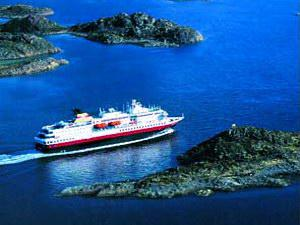 Hurtigruten Polarlys Specialty Cruise Ship