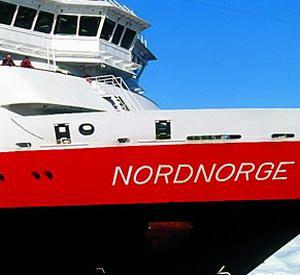 Hurtigruten Nordnorge Specialty Cruise Ship
