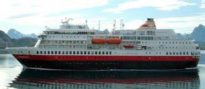 Hurtigruten Finnmarken Specialty Cruise Ship