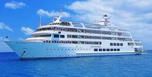 Captain Cook Cruises - Fiji Reef Endeavour Specialty Cruise Ship