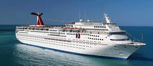 Carnival Cruise Line Carnival Fantasy Mainstream Cruise Ship
