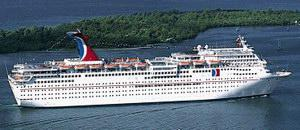 Carnival Cruise Line Carnival Fascination Mainstream Cruise Ship