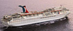 Carnival Cruise Lines Carnival Imagination Mainstream Cruise Ship