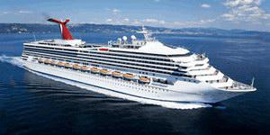 Carnival Cruise Line Carnival Sunshine Mainstream Cruise Ship