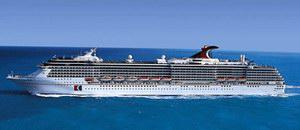 Carnival Cruise Line Carnival Spirit Mainstream Cruise Ship