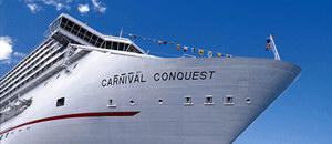 Carnival Cruise Lines Carnival Conquest Mainstream Cruise Ship