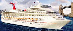 Carnival Cruise Line Carnival Splendor Mainstream Cruise Ship