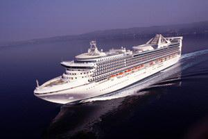 Princess Cruises Golden Princess Mainstream Cruise Ship