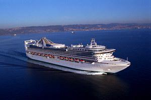 Princess Cruises Star Princess Mainstream Cruise Ship