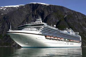 Princess Cruises Diamond Princess Mainstream Cruise Ship