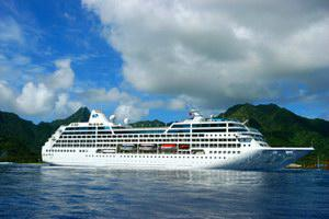 Princess Cruises Ocean Princess Mainstream Cruise Ship