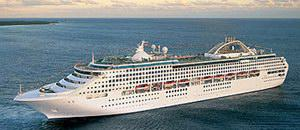 Princess Cruises Sea Princess Mainstream Cruise Ship