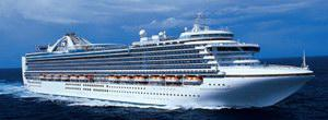 Princess Cruises Emerald Princess Mainstream Cruise Ship