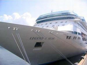 Royal Caribbean International Legend of the Seas Mainstream Cruise Ship