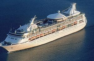 Royal Caribbean International Vision of the Seas Mainstream Cruise Ship
