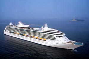 Royal Caribbean International Serenade of the Seas Mainstream Cruise Ship