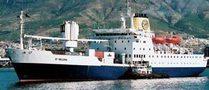 St Helena Line Ltd St Helena Specialty Cruise Ship