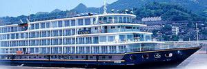 Victoria Cruises, Inc Victoria Selina River Cruise Cruise Ship