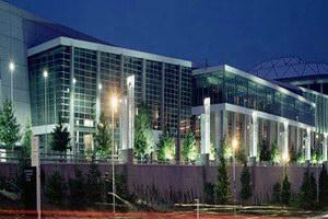 Georgia World Congress Center Atlanta Meeting Facilities Convention Centers