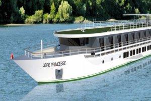 CroisiEurope Loire Princesse River Cruise Cruise Ship