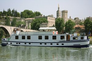 Afloat in France Napoleon Specialty Cruise Ship