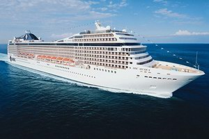 MSC Cruises MSC Musica Mainstream Cruise Ship