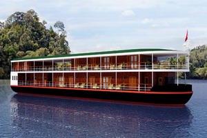 Avalon Waterways Avalon Angkor River Cruise Cruise Ship