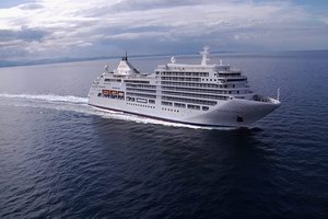 Silversea Cruises Silver Spirit Luxury Cruise Ship