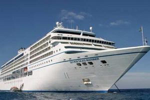 Regent Seven Seas Cruises Seven Seas Mariner Luxury Cruise Ship