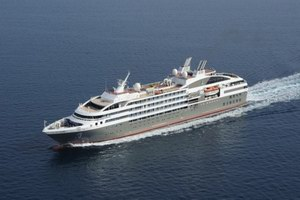 Ponant Le Boreal Specialty Cruise Ship