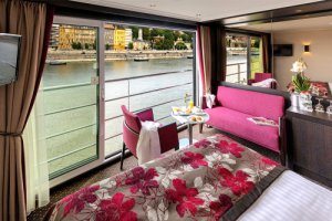 Avalon Waterways Avalon Tranquility II River Cruise Cruise Ship