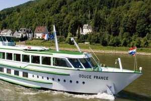 CroisiEurope Douce France River Cruise Cruise Ship