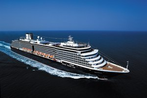 Holland America Line Oosterdam Premium Cruise Ship