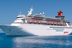 1 Night Western Mediterranean Cruise from Barcelona, Spain