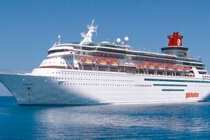 Pullmantur Cruises Sovereign Mainstream Cruise Ship