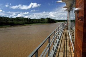 Aqua Expeditions Aria Amazon River Cruise Cruise Ship