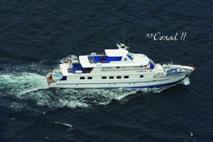 Kleintours of Ecuador Coral II Expedition Cruise Ship