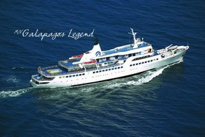 Kleintours of Ecuador Galapagos Legend Expedition Cruise Ship