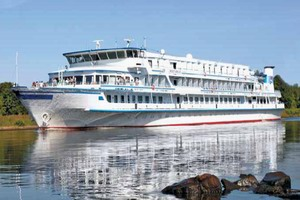 Scenic Cruises Scenic Tsar River Cruise Cruise Ship