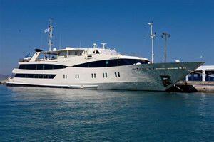 Variety Cruises Harmony V Specialty Cruise Ship