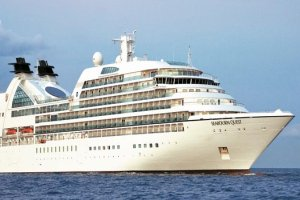 Seabourn Seabourn Quest Luxury Cruise Ship