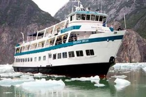 Alaskan Dream Cruises Baranof Dream Specialty Cruise Ship