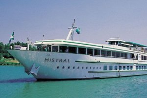 CroisiEurope Mistral River Cruise Cruise Ship