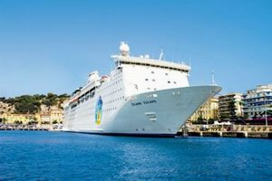 Thomson Holidays Island Escape Mainstream Cruise Ship
