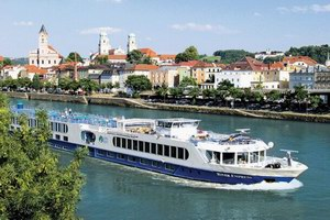 Uniworld Boutique River Cruise Collection River Empress River Cruise Cruise Ship